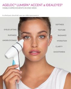 Handy skin care routine number this is a smart process to provide proper care for the skin. Morning and bedtime face drill of facial skin care. Nu Skin Ageloc, Under Eye Bags, Sagging Skin, Skin Brightening, Kourtney Kardashian, Tighten Pores, Healthy Skin, Cleanser, Skin Care