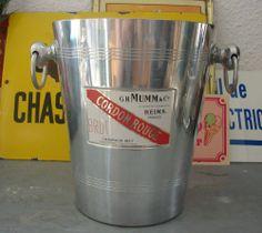 1000 images about mumm champagne on pinterest mumm champagne champagne an - Grand seau a champagne ...