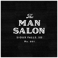 The Man Salon. Designed by Fused Interactive. | http://themansalon.net