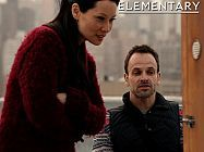 Elementary on CBS.com.  This is an interesting take on Holmes and Watson relationship. Who knew Watson was a female.