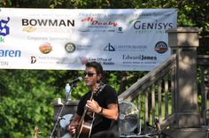 PHOTO Sam Van Wagoner plays at concerts 2014