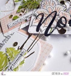 4enScrap ... Etiquettes Cadeaux !!!