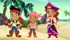 pirate princess disney junior | The Pirate Princess - Jake and the Never Land Pirates