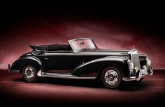 1952 Mercedes-Benz 300S Cabriolet A (W188)