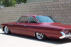 1961 buick | 1961 Buick Invicta Custom Rear