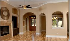 Interior Paint Color Palettes | During the Parade of Homes, West Calhoun Construction will provide a ...