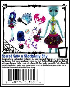Scared Silly n Shockingly Shy