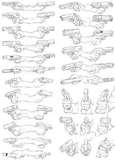 Body Kun & Body Chan – Manga Figuren für Künstler – Number One Drawing Hand Drawing Reference, Drawing Hands, Art Reference Poses, Drawing Poses, Design Reference, Drawing Tips, Drawing Sketches, Art Drawings, Drawing Ideas