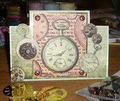 Chronology card