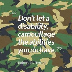 Disability Quotes, Special Olympics, Empowering Quotes, Social Anxiety, Special Education, Medicine, Inspirational Quotes, Let It Be, Mood