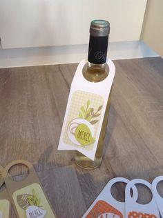 Étiquettes à bouteille en mode printemps par Aucoeurdemapassion:30-03-2015