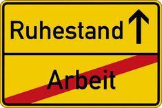 Company Logo, Up, Regulatory Signs, German Words