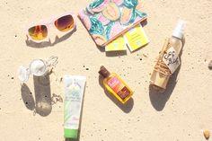 Une touche de rose: blog mode, DIY, cuisine, beauté: Beach Hair Spray :: DIY