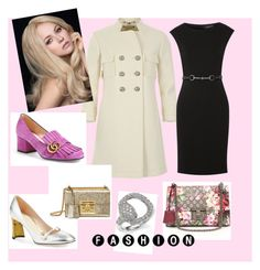 """Gucci"" by steffyyeah on Polyvore featuring moda e Gucci"
