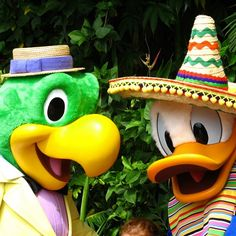 Caballeros (2 of the 3)