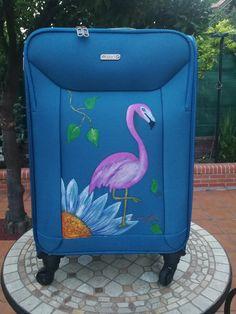 Suitcase, Creativity, Art, Suitcases, Briefcase