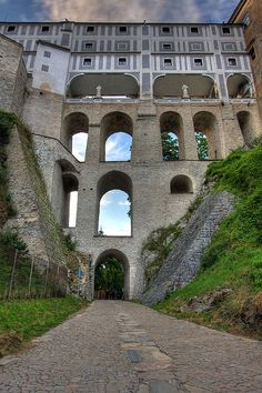 Cesky Krumlov ~ South Bohemia ~ Czech Republic - One of my favourite places...