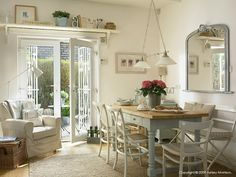 Think about the shelf over the french door idea. I could easily do this.