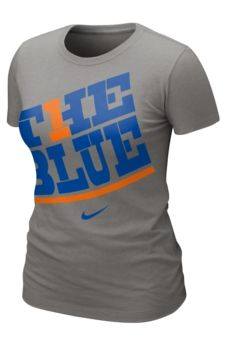 Boise State Broncos Women's Local Tee (Gray)