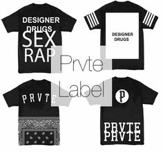 All new pieces from #Prvtelabel www.houseoftreli.com