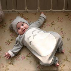 유아 아동 의류 신생아 0 세-4 세 토토로로 만들어 버 리 자! 의상/코스 프레 복장 아기 해외 직 수입/베이비 용품!