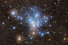 Open Cluster M25