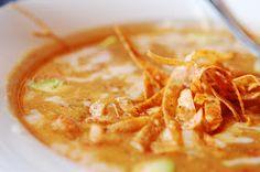 Applebee's Chicken Tortilla Soup Copycat Recipe