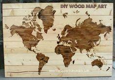 Planisfero in legno fatto a mano  #faidate #diy #fattoamano #regali #regalo #natale #ideeregalo #planisfero #legno