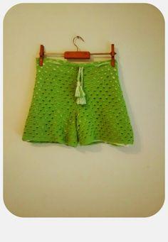 SHORT LAZO - Crochet - Tejidos de Punto - 796437
