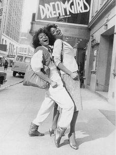 Sisters and Entertainment Icons -  Debbie Allen & Felicia Rashad