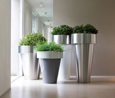 Vasos para um jardim fácil em casa - Máxima