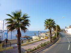 Autobus、Bugibba→Valletta、Malta