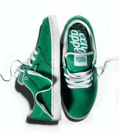 Pancakes and Skateboards!  Green Apple and DVS Footwear St. Patty s day  shoe collaboration c1e689a818b