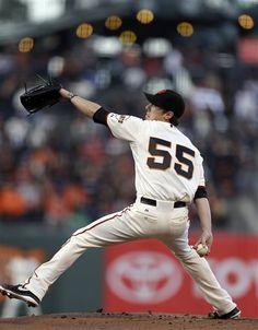 Tim Lincecum // San Francisco Giants