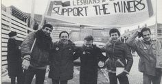 The film tells the inspirational story of the unlikely link up between London based gay and lesbians and miners from the Dulais Valley