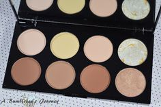 A Bumblebee´s Journey: Makeup Revolution - Ultra Contour Palette (Review)