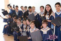 Realizadas las fotos de los grupos de #ColegiosISP.También las de graduación de los alumnos que acaban una etapa ¡Qué mañana más divertida!