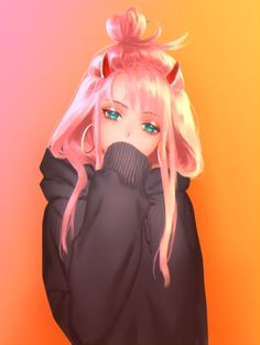 zero two -darling in the franxx art #Zerotwo #darlinginthefranxx #cosplayclass #anime