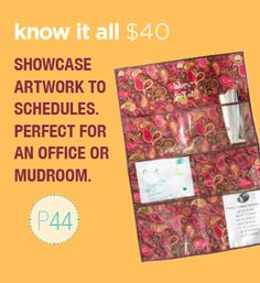 Know it All. Page 44 http://initials-inc.com/  Love it!    @Initials, Inc  #iiSpring  www.myinitials-inc.com/maryzimmerman