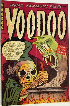 VooDoo Pulp Zine
