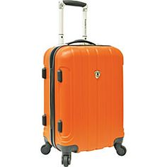 Orange Carry On, Rolling Luggage and Suitcases - eBags.com