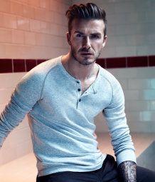 David Beckham for H
