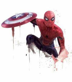 Spider Man Civil War