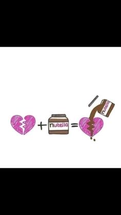 Nutella is perfect for all!!