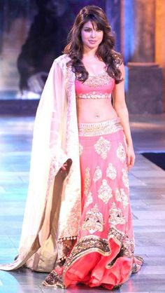 Bollywood actress Priyanka Chopra