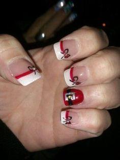 Christmas nails by regina