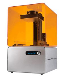 Form 1 - Utilizes stereolithography printing for more precise prints, 4.9 x 4.9 x 6.5-inch build volume