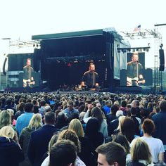 We can confirm The Boss is unbelievable! #Springsteen #TheBoss #BruceSpringsteen #LifeAtWLR #CrokePark #TheRiverTour