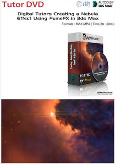Digital Tutors Creating a Nebula Effect Using FumeFX in 3ds Max