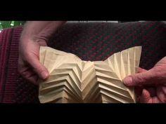Hyperbolic Origami - YouTube